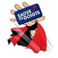 """Le Club 14 et Axa Prévention """"sauve tes doigts"""""""