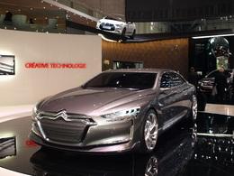 Citroën Metropolis en direct de Genève