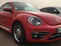 Volkswagen Coccinelle restylée : nos premières impressions en vidéo