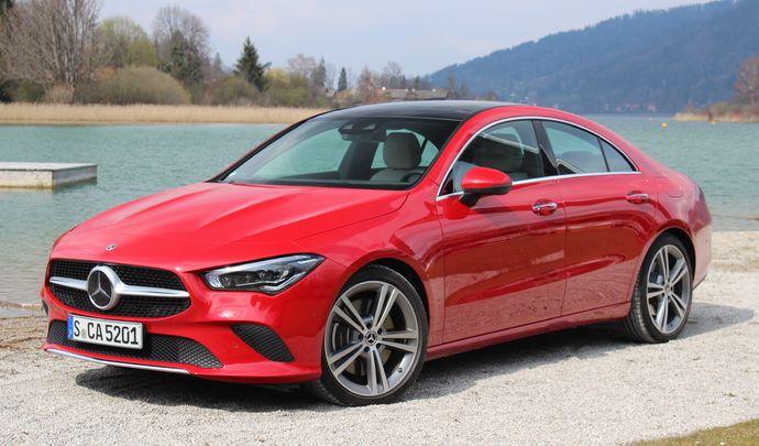 Essai vidéo - Mercedes CLA : un goût de luxe pour 35 000 €