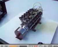 Vidéo : le plus petit V12 du monde. Vraiment ?