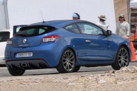Future Renault Megane 3 RS : comme ça ?