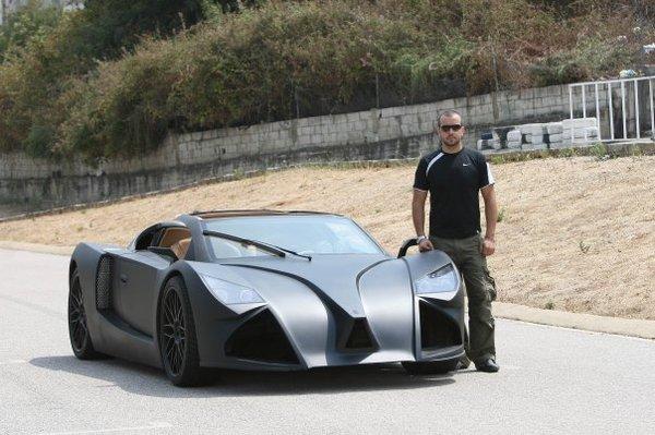 Exoticars : Frem F1, la supercar libanaise