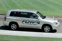 Un véhicule à hydrogène Toyota sortira d'ici 2015