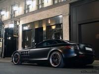 Photo du jour : Mercedes SLR 722