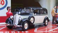 Miniature : 1/43ème - MERCEDES 260D Pullman