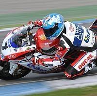 Superbike - Brno Q.1: Carlos Checa devant et un doublé Ducati !