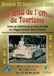 50 ans de l'office de tourisme de Seine-Essonne: belles mécaniques en vue !