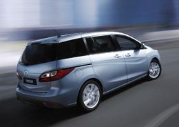 Salon de Genève 2010 : le nouveau Mazda5 moins polluant