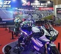 Salon de la Moto: les 24 Heures Moto 2014 ouvrent la billetterie à Paris !