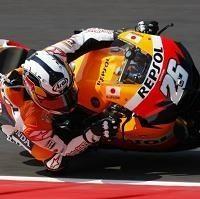 Moto GP - Honda: Dani Pedrosa commence à fatiguer la direction de course