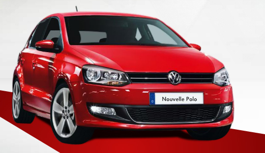 la nouvelle volkswagen polo embarque des moteurs plus sobres. Black Bedroom Furniture Sets. Home Design Ideas