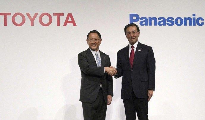 Toyota et Panasonic s'allient pour faire avancer les batteries