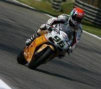 Superbike - Donington Q.2: Jakub Smrz tient bon