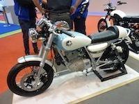 Salon de la Moto : Mash Café Racer 125 cm3
