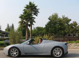 Autos électriques : Martin Eberhard collabore avec Volkswagen