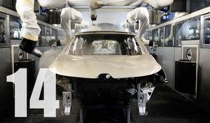 Caradrier de l'Avent – Combien de voitures sont fabriquées chaque minute dans le monde?
