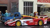 Miniature : 1/43ème - Mc LAREN F1 GTR