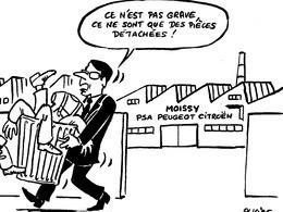 400 emplois supprimés à Moissy