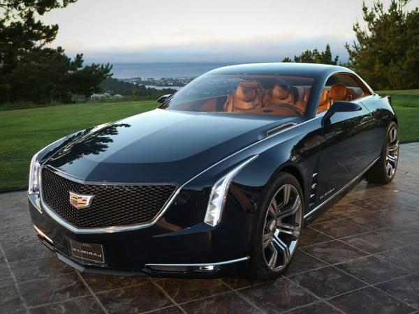 La Cadillac Elmiraj finalement produite ?