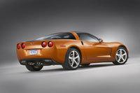 Corvette 2008: jusqu'à 436 ch et plus de 300 km/h