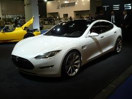 D'autres infos sur la Tesla Model S électrique