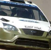 WRC: Voilà la Focus RDS !