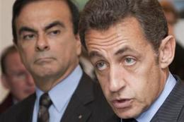 Midi Pile - La Clio 4 en Turquie : Ghosn 1 - Sarkozy 0