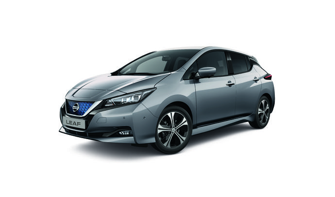 Nissan : petites nouveautés sur la gamme Leaf