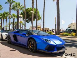DMC dévoile une Lamborghini Aventador Roadster de 900 ch