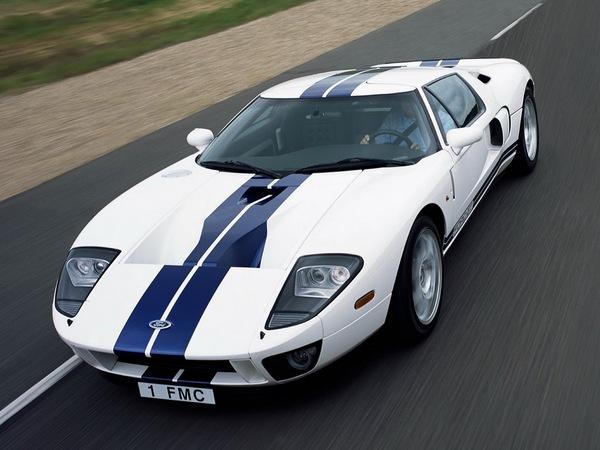 Ford prépare-t-il une succession à sa GT ?