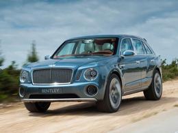 Bentley vise 20 000 ventes annuelles en 2020