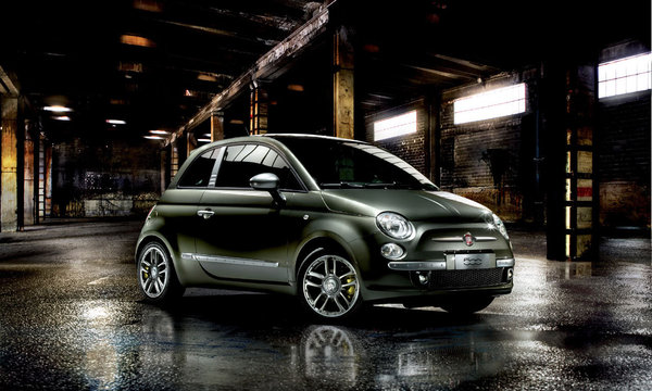 Fiat 500 Diesel : essence