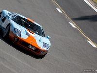 Photos du jour : Ford GT (Rallye Supercar)