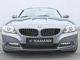 BMW Z4 E89 par Hamann : un peu chargé