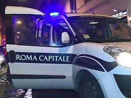 Des policiers italiens s'endorment, leur radar disparait