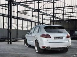Nouveau Porsche Cayenne : bientôt traité par Cargraphic