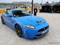 Photos du jour : Jaguar XKR-S (Pirelli Pzero by night)