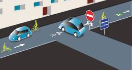 La Ville de Paris généralisera cette année le double sens cyclable dans les zones 30