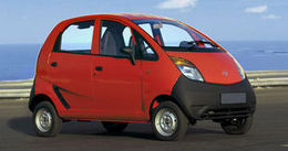 Tata Nano : Bosch lui prépare un moteur diesel 'low cost', 'low power', low all ...