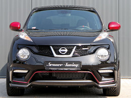 Senner Tuning ajoute 25 chevaux au Nissan Juke Nismo
