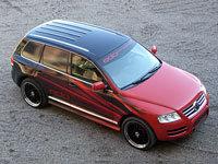 VW Touareg par Edo Compétition: TDI poooower