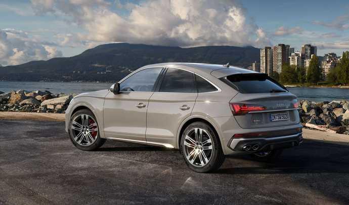 Audi dévoile le SQ5 Sportback
