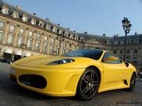 Photo du jour : Les 60 ans de Ferrari = Ferrari F430