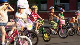 Au Pays de Galles, des cours de cyclisme donnés aux enfants ont permis de tripler le nombre de vélos sur les routes