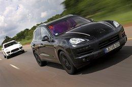 Salon de Genève 2010 : le nouveau Porsche Cayenne S hybride