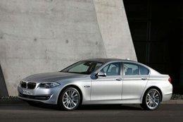 Salon de Genève 2010 : la nouvelle BMW ActiveHybrid 5