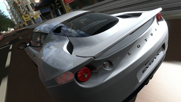Nouvelle Lotus Evora 2+0