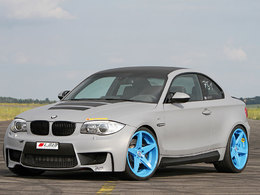LEIB Engineering met 400 chevaux dans la BMW Serie 1 M