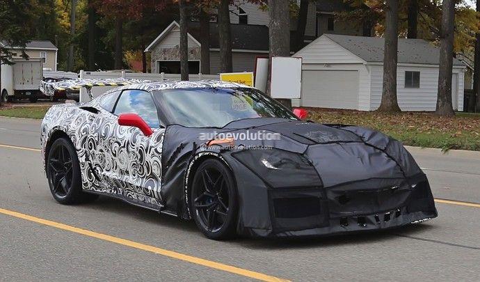 Chevrolet : la toute dernière Corvette à moteur avant se prépare